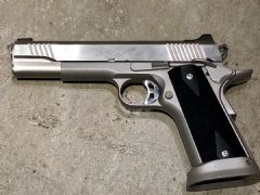Kingarms SUS Custom 1911 Stainless Steel Version
